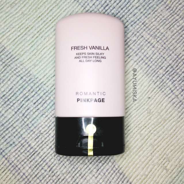 Pinkpage Fresh Vanilla Review
