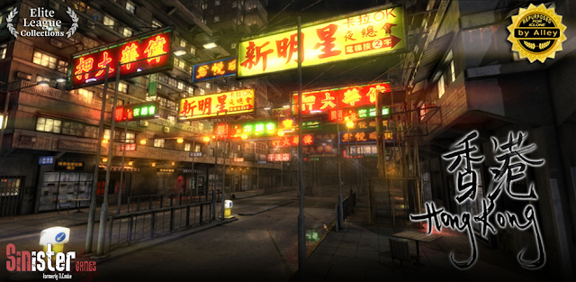 Hong Kong Pack by Sinister Games