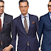 What Color Shirt And Tie To Wear With Navy Blue Suit