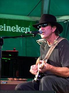 Tony Joe White: American singer songwriter