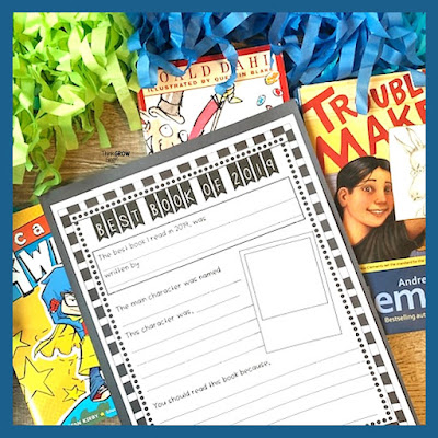 Simple Activities to Ring in the New Year in Your Classroom