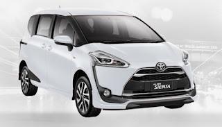 Mobil CVT Toyota di Pontianak Harga Mulai 200 Jutaan
