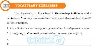 Jawaban Soal Chapter 3 Halaman 43 Bahasa Inggris Kelas 10