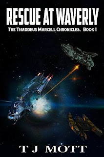 Rescue at Waverly - A new science fiction adventure by TJ Mott