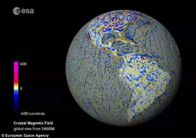 Earth's Second Magnetic Field: Mysterious 'Cocoon' That Protects Our Planet From Solar Storms Earth01