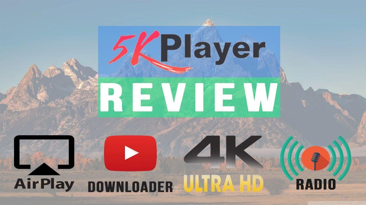 5kplayer for ipad