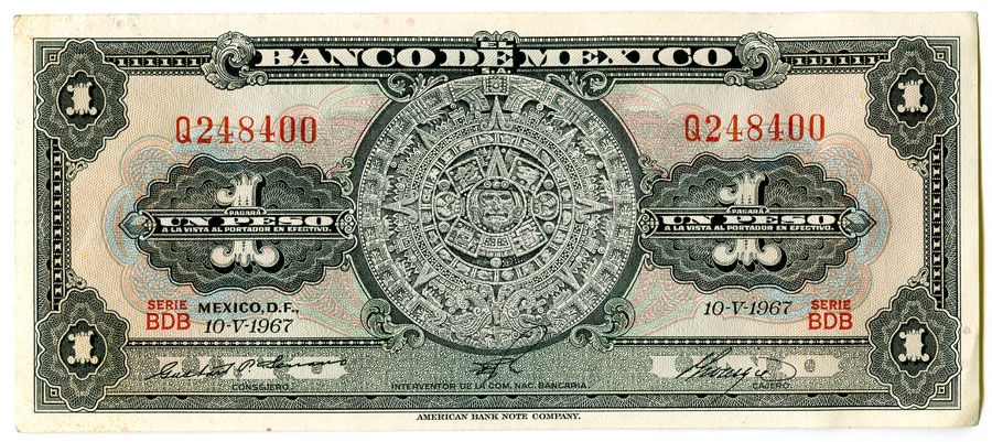 One Mexican Peso Is Now Worth 5 Cents In American Money