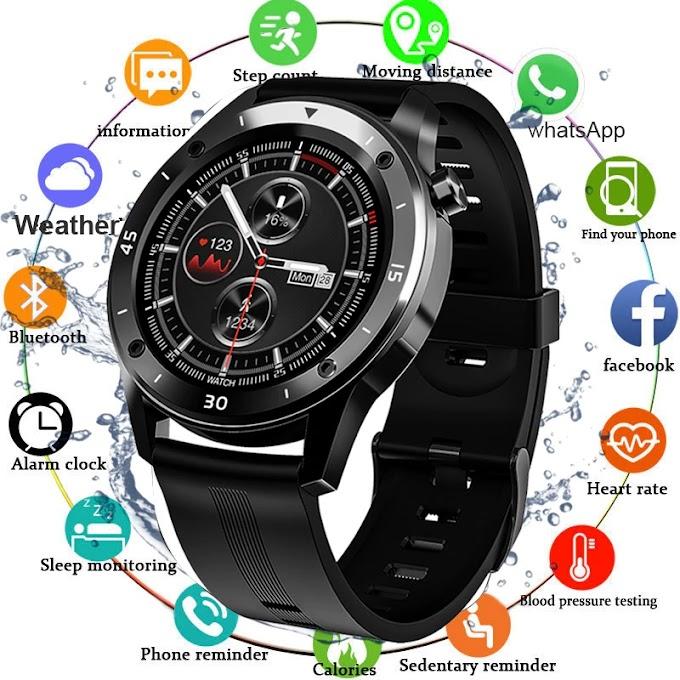 SmartWatch Waterproof Fitness Watches