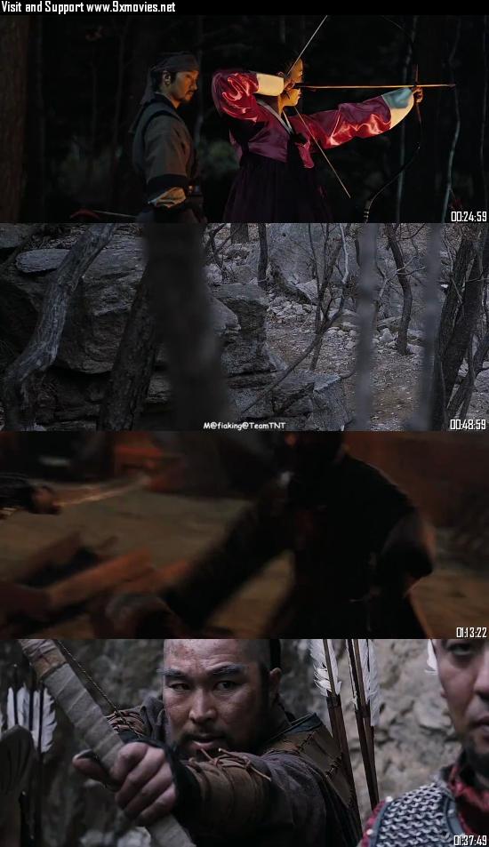 War Of The Arrows 2011 BRRip 720p 480p Dual Audio Hindi English Full Movie Download