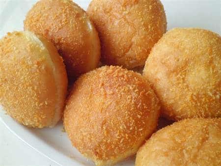 Resep Roti Goreng Isi Sayur