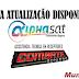 Alphasat GO ! Atualização 16/10/18