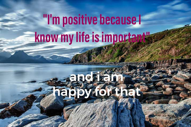 Image of positive thinking