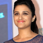 Parineeti Chopra Spicy Stills in Blue Dress