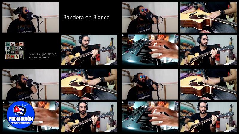 Bandera en Blanco - ¨Seré lo que sería¨ - Videoclip. Portal Del Vídeo Clip Cubano. Música cubana. Pop Rock. Cuba.