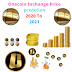 OneCoin Exchange Price Prediction 2020 and 2021