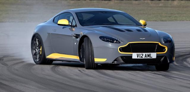 2017 Aston Martin V12 Vantage S Performance