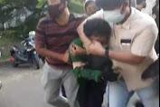 Klarifikasi Video Dugaan Aparat Hukum Salah Pukul Saat Mengamankan Aksi Demo