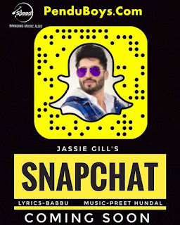 Snapchat Jassie Gill Download Punjabi Mp3 full song