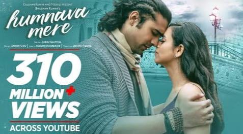 Humnava Mere Lyrics in Hindi, Jubin Nautiyal, Hindi Songs Lyrics, Lyrics in Hindi, Lyrics in English, Hindi Lyrics