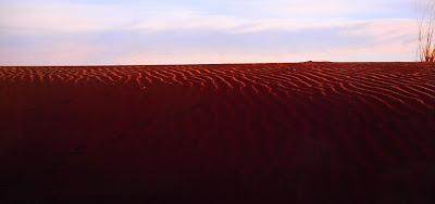 Akşamüstü Çöl resmi