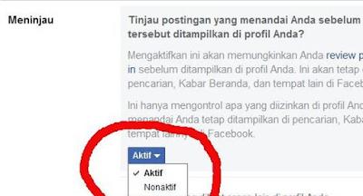 solusi agar tidak terkena Tag Link Porno di Facebook