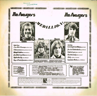 The Avengers - Medallion (1969)