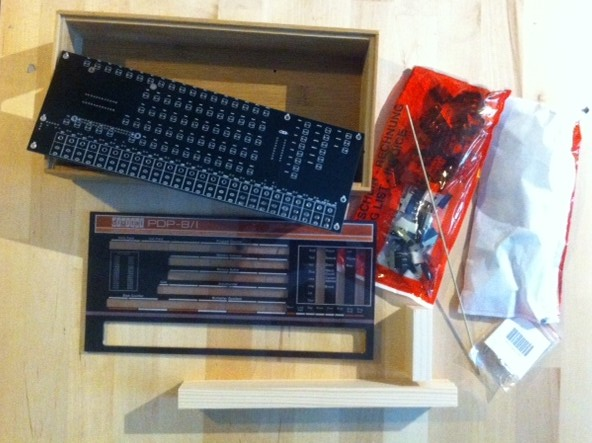Making a Kit out of the PiDP-8 | Obsolescence Guaranteed