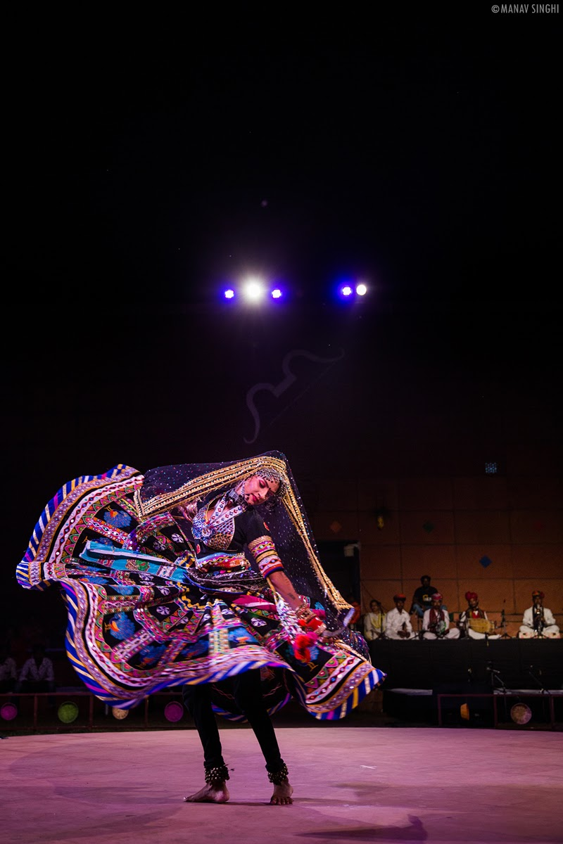 Kalbeliya Folk Dance From Rajasthan