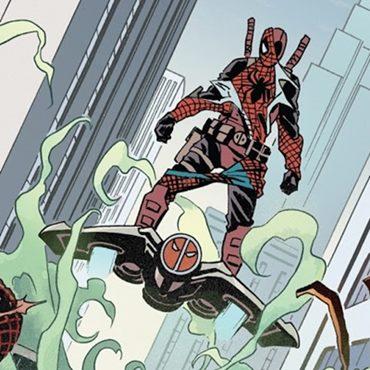 Deadpool mató a todos los Spidermans de su mundo