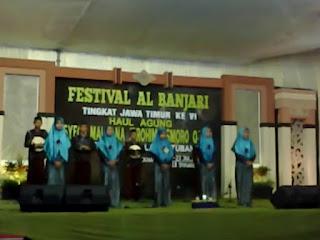 Mp3 Sholawat Alaika Rosul - At Taufiq (Festival Al Banjari Asmoro Qondi 2016)