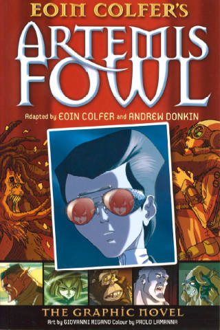 Artemis Fowl: The Graphic Novel PDF