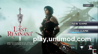 The Last Remnant Remaster Apk + DATA