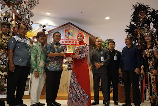 Bupati Faida Gagas Warga Perantauan Asal Jember Jadi Duta Produk Lokal dan Pariwisata