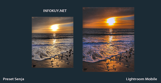 Tutorial Lightroom Senja