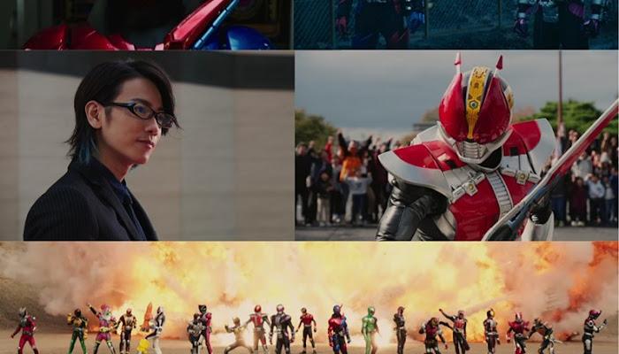 Kamen Rider Heisei Generations FOREVER [BD-1080]