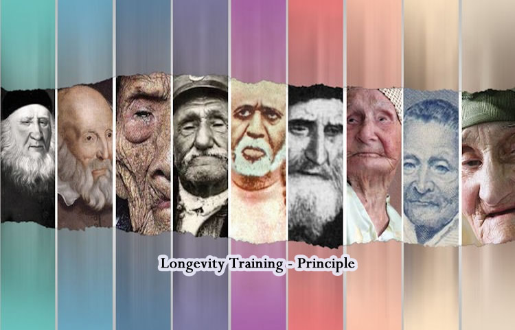 Longevity Training - Principle #1 - Long Lived People Exist