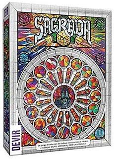 Como jugar Sagrada the board game