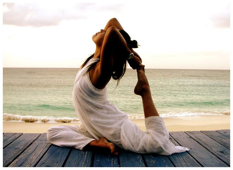 La intensidad de la sesión de Yoga.