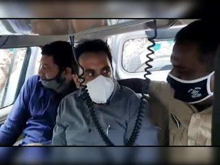 Mim k Imtiyaz jaleel ko police ne Q kiya  Detained ?