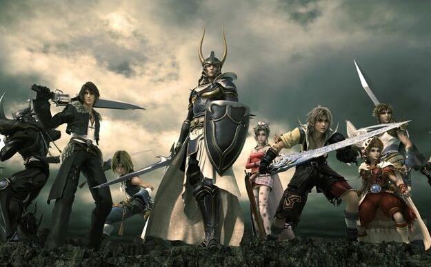 Final Fantasy: Origin souls type game