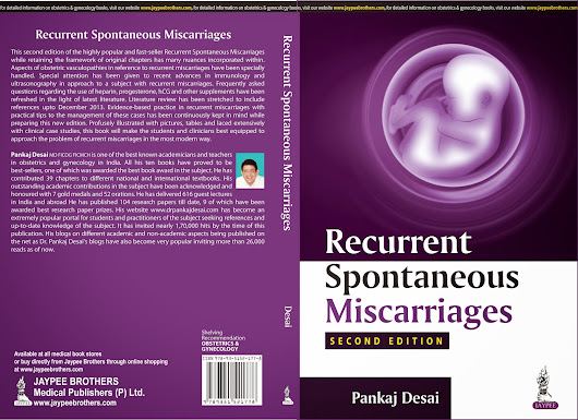 Recurrent Spontaneous Miscarriages:latest BEST SELLER in Obgyn