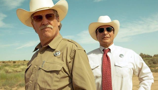 Hell or High Water, Jeff Bridges