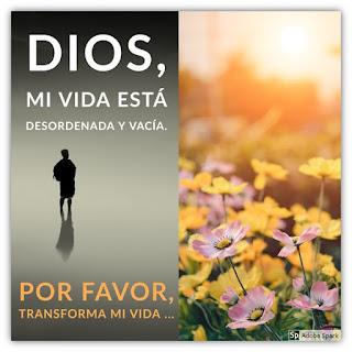 Dios, Ayúdame a Cambiar mi Vida!.