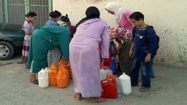 استياء سكان بعض المناطق من الانقطاع المفاجئ للماء في يوم عيد الأضحى