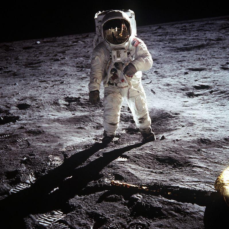 Buzz Aldrin US-Astronaut