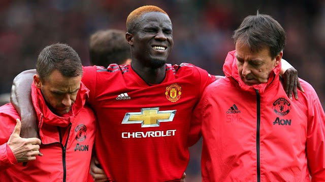 What now for Manchester United defender? - Eric Bailly