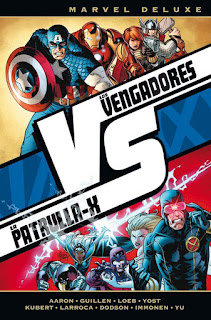 Marvel Deluxe. VvX: VS
