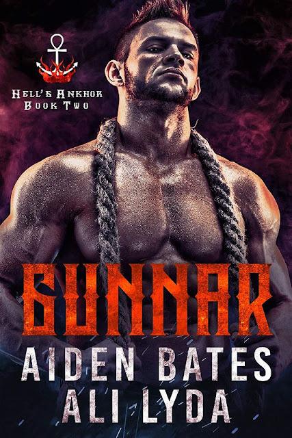 Gunnar | Hell's Ankhor #2 | Aiden Bates & Ali Lyda