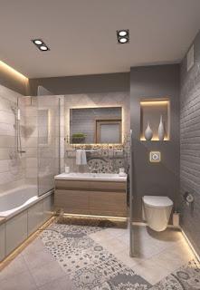 motif keramik lantai kamar mandi 4