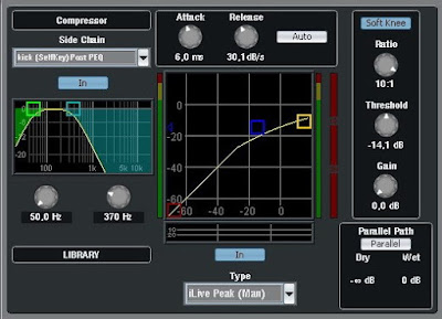 Musik Digital Compressor